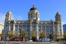 Birkenhead, Port of Liverpool Building, Cheshire © Jeff Buck
